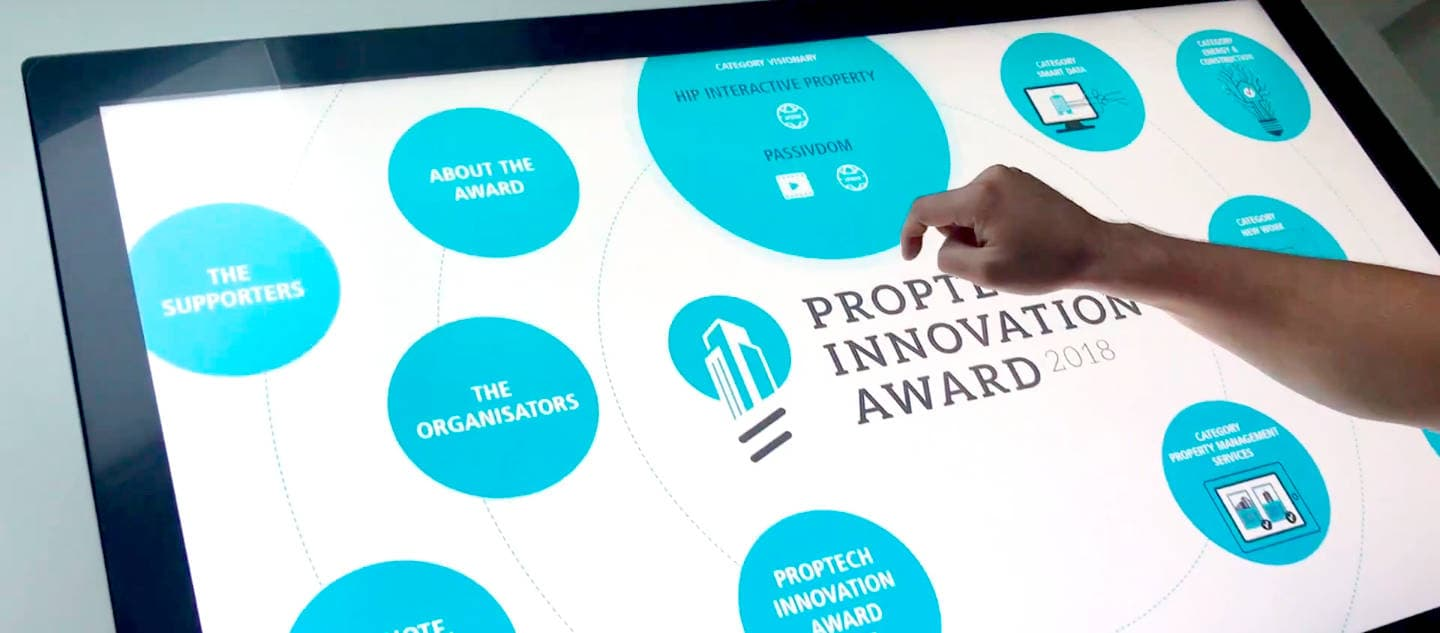 Proptech Innovation Award 2018